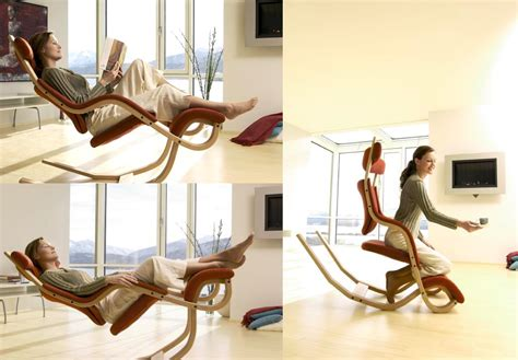reclining reading chair cool product alert varier gravity balans chair