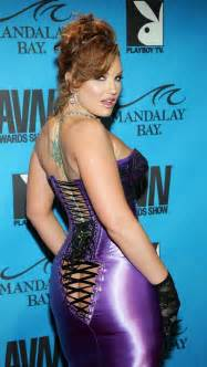 Flower Tucci - flower tucci in the avn awards at mandalay bay arrivals