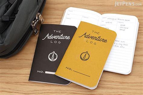 word notebooks  adventure log    pack