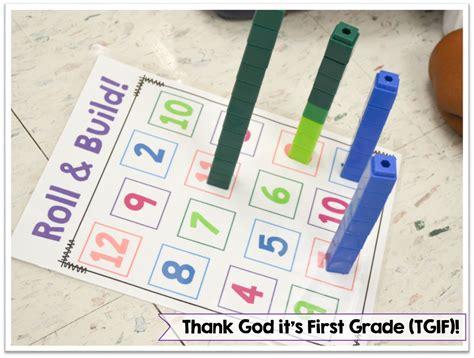 kindergarten activities hands on building number sense in kindergarten and first grade