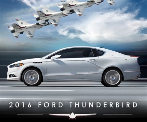 2016 ford thunderbird the new 2016 thunderbird models html autos post