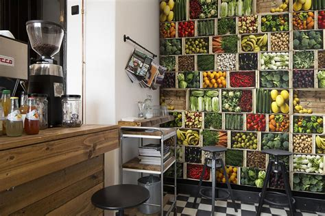 Food Wallpaper Kitchen by Furnishings For The Kitchen Thecookingschool Co Uk