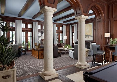 indoor columns for homes interiors columns and arches interiornity source of interior design ideas