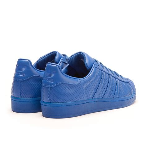 Sepatu Adidas Superstar Colour 1 adidas superstar adicolor blue s80327