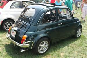 Fiat 500 2nd The Second Generation Fiat 500