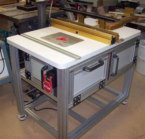 incra router table by jl7 lumberjocks