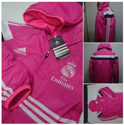 Harga So Real In Pink august 2014 jual jaket real madrid home away murah di