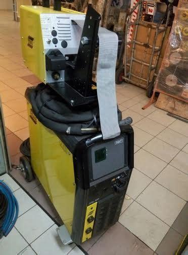 Mesin Las Belt jual mesin las inverter origo co2 302 esab harga murah jakarta oleh bandar las