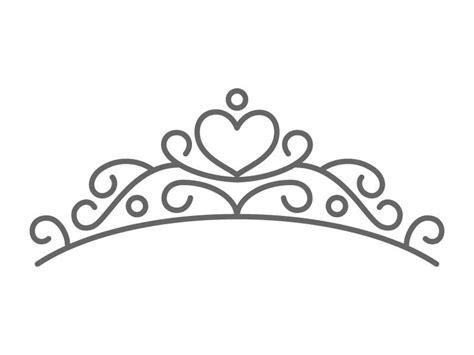 image gallery tiara stencil
