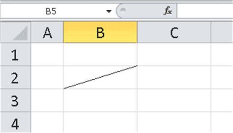 cara membuat garis diagonal di word tugas akhir tik cara membuat garis diagonal pada sel di