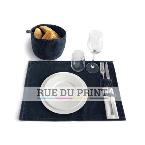 Sets De Table Tissu by Set De Table En Tissus Personnalis 233 Pour Orner Votre Repas