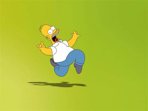 wallpaper for apple cartoons homer simpson apple wallpapers wallpaper cave