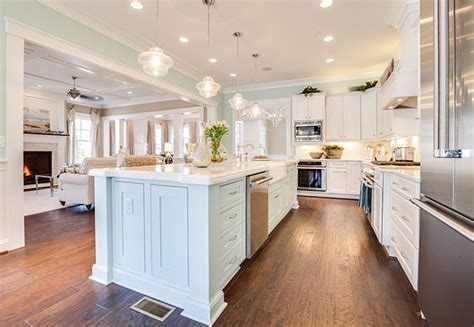 kitchen island color ideas new 2015 coastal virginia magazine idea house home bunch