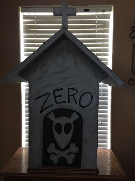 zero dog house 1000 images about handmade diy halloween disneyland jack skellington and zero sally