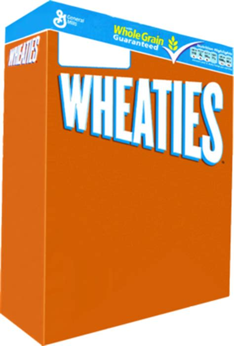 19 Wheaties Box Psd Template Images Blank Wheaties Box Wheaties Cereal Box Template And Custom Cereal Box Template