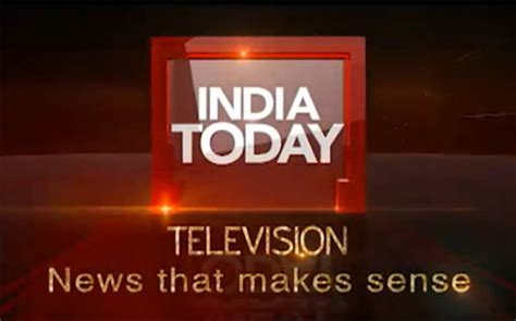 in india today india today television the new leader in news