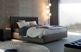 Bedroom Decorating Ideas Usa Arca Bed Contemporary Bedroom By Poliform Usa