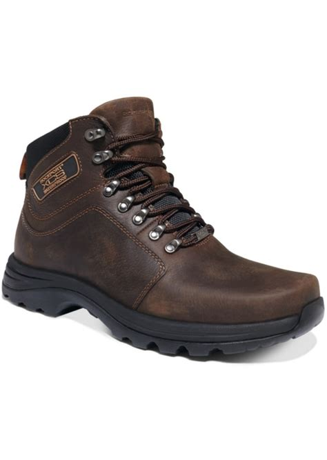 mens boots rockport rockport rockport elkhart waterproof lace up boots s