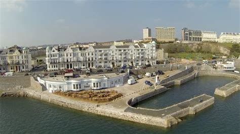 restaurants plymouth hoe the waterfront on the plymouth hoe picture of the