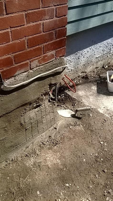 foundation repair waterproofing