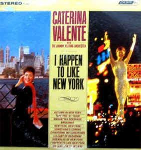 caterina valente in new york caterina valente with john keating and his orchestra i
