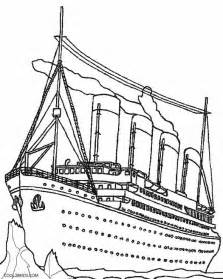 Printable Titanic Coloring Pages For Kids  Cool2bKids sketch template