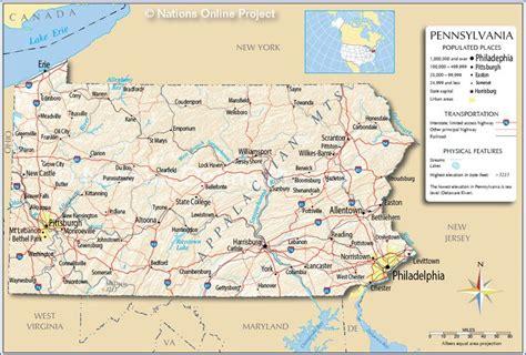 pennsylvania map usa 89 best usa pennsylvania images on