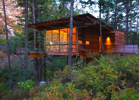 Montana Cabins by Flathead Lake Cabin By Andersson Wise Architects 171 Inhabitat Green Design Innovation