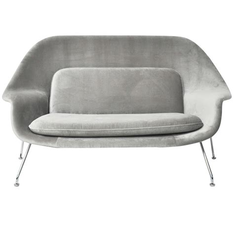saarinen sofa womb sofa womb sofa designed by eero saarinen