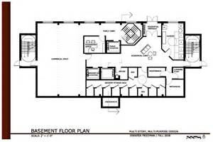 Floor Plan 3 Storey Commercial Building by Multi Story Multi Purpose Design By Friedman At