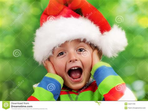 images of christmas excitement christmas surprise stock image image 34211781