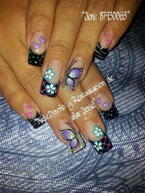 imagenes de uñas hermosas pintadas 17 mejores ideas sobre dise 241 os de anclas en pinterest