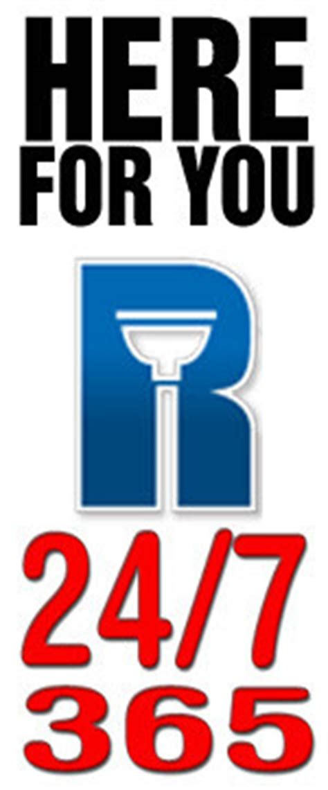 24 Hour Emergency Plumber in Richmond & Charlottesville   Robinson's Plumbing Service