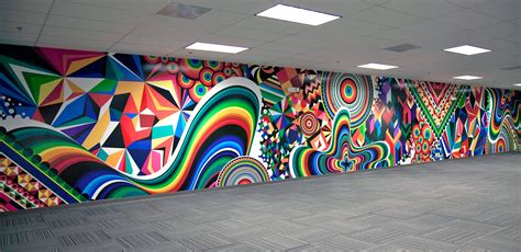 designing a wall mural about wall design pop art chalkboard gallery including