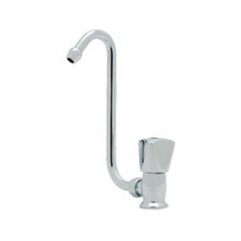 ambassador shurflo faucet cold only folding chrome