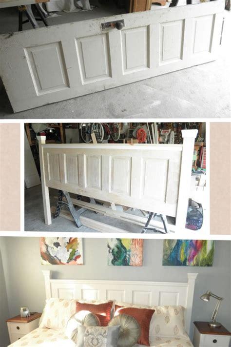 door bed headboard best 25 door headboards ideas only on