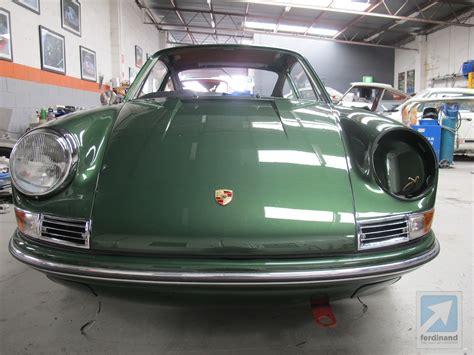 Porsche Restoration by Porsche 911 Restoration Australia 911l