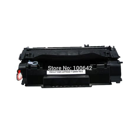 Toner Q7553a toner cartridge for hp q7553a 53a for hp laserjet 1320
