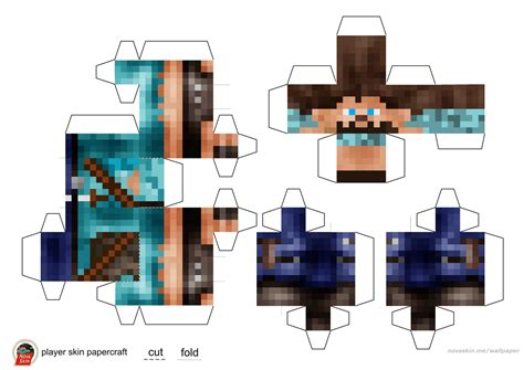 Minecraft Papercraft Skin Generator - skin minecraft wallpaper generator with custom