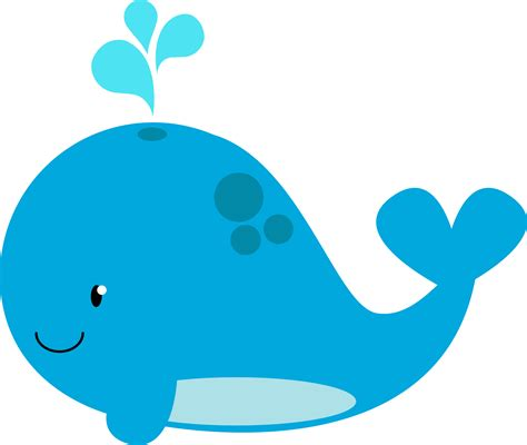 baby whale clipart fundo do mar whale png minus stencils