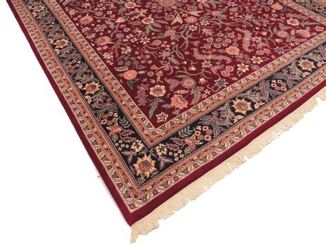 10 X 8 Rug - new 8 x 10 knotted wool design area rug 6636