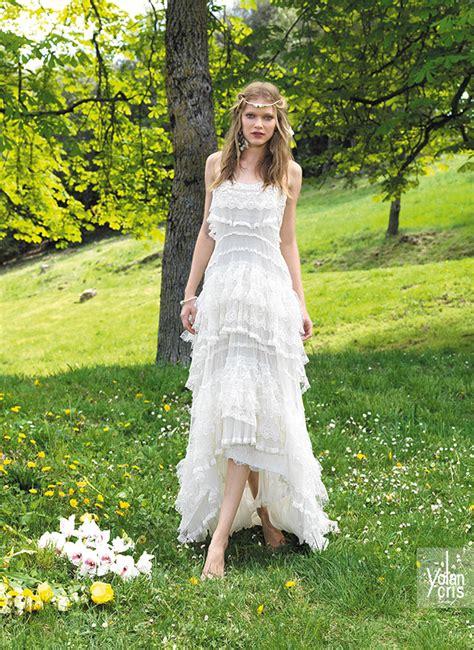 yolancris bohemian wedding dress nicol