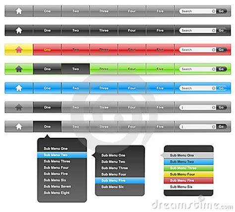 nav header layout website header navigation bar 1000 pixels wide royalty