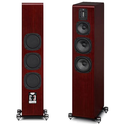 Speaker Quadt Audio s series s5 floorstanding speakers pair vickers hifi