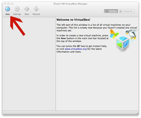 tutorial oracle vm virtualbox manager setting up php development environment in a virtual