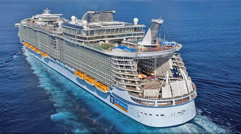 the world s largest cruise ship allure of the seas 10 biggest cruise ship in the world top 10s