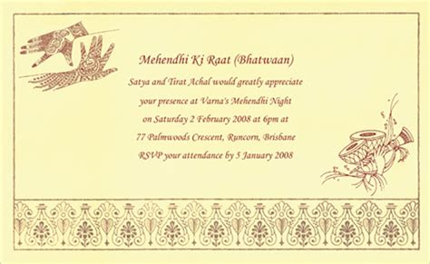 dholki invitation cards template mehandi printed sles