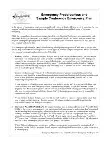 Emergency Response Policy Template by Emergency Response Plans Templates Bestsellerbookdb
