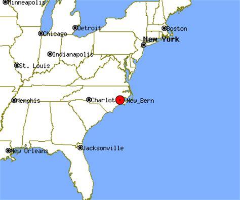 new bern carolina map new bern profile new bern nc population crime map
