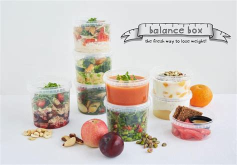 is balance a food balance box diet food delivery uk